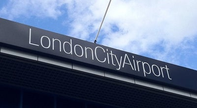 Photo of Airport London City Airport (LCY) at 23 E Ham Manor Way, London E16 2PB, United Kingdom