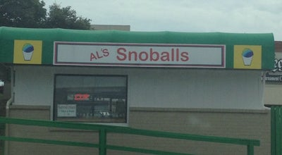 Photo of Ice Cream Shop Al's Snowballs at 2805 Central Dr, Bedford, TX 76021, United States