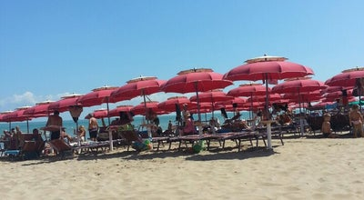 Photo of Beach Bagni Baronciani at Viale Trieste, Pesaro 61120, Italy