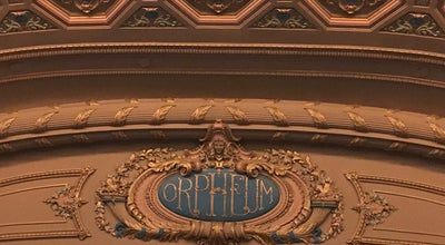 Photo of Historic Site The New Orleans Orpheum Theater at 129 Baronne St, New Orleans, LA 70112, United States