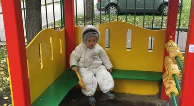 Photo of Playground Детская площадка at Строителей 3, Russia