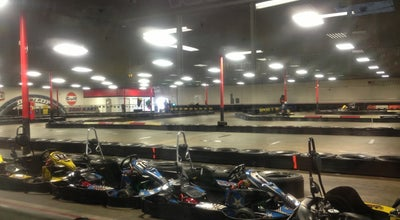 Photo of Go Kart Track Track 21 Indoor Karting & More at 4815 Highway 6 N, Houston, TX 77084, United States