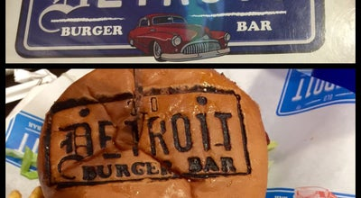 Photo of Burger Joint Old Detroit Burger Bar at 32350 W 8 Mile Rd, Farmington Hills, MI 48336, United States