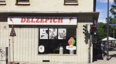 Photo of Ice Cream Shop Delzepich Eis at Bismarckstr. 197, Aachen 52066, Germany