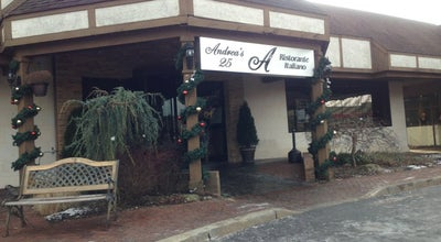 Photo of Italian Restaurant Andrea's 25 at 8285 Jericho Tpke, Woodbury, NY 11797, United States