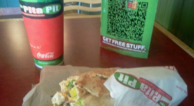 Photo of Falafel Restaurant The Pita Pit at 1799 Hurley Dr, Pocatello, ID 83202, United States
