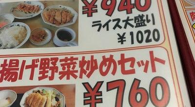 Photo of Ramen / Noodle House テンホウ 穂高店 at 穂高456-1, 安曇野市, Japan