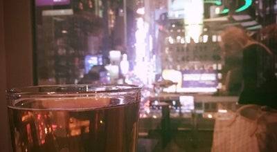 Photo of Bar Supernova Bar Rooftop  Novotel at 226 W 52nd St, New York, NY 10019, United States