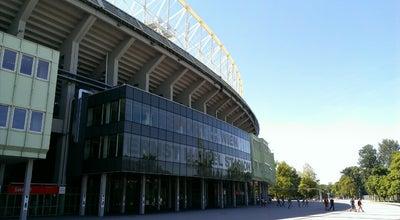 Photo of Soccer Stadium Ernst-Happel-Stadion at Meiereistr. 7, Wien 1020, Austria