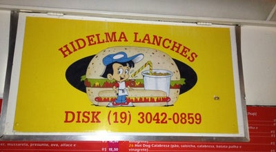 Photo of Food Truck Hidelma Lanches at R. Manoel Ferraz De Arruda, Piracicaba, Brazil