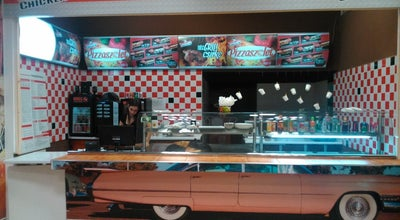 Photo of Fried Chicken Joint Rockabilly Chicken at Tesco Avas, Miskolc 3527, Hungary