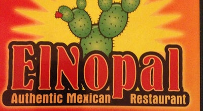 Photo of Mexican Restaurant El Nopal at 3 Stonegate Ctr, Valley Park, MO 63088, United States