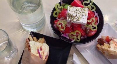 Photo of Grilled Meat Restaurant Σε Αναμμένα Κάρβουνα at Γιάνναρη Χατζημιχάλη 26, Χανιά 731 32, Greece