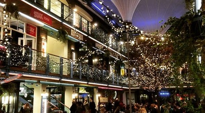 Photo of Pedestrian Plaza Kingly Court at Kingly Ct, London W1, United Kingdom
