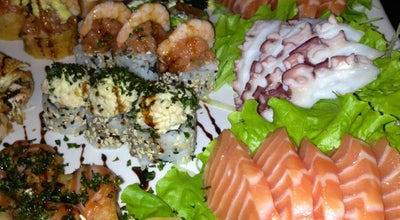 Photo of Japanese Restaurant Hanbai Sushi Bar at R. Marechal Deodoro, 3518, São José do Rio Preto 15014-060, Brazil