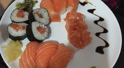 Photo of Japanese Restaurant Raxi Sushi at R. Afonsino Altino Diniz, 10, Santa Luzia 33010-320, Brazil