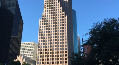Photo of Office Bank of America Center at 700 Louisiana St, Houston, TX 77002, United States