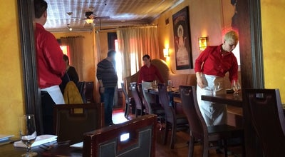 Photo of Italian Restaurant Cafe Amarcord at 276 Main St, Beacon, NY 12508, United States