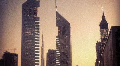 Photo of Hotel Emirates Towers أبراج الإمارات at Sheikh Zayed Rd., Dubai, United Arab Emirates
