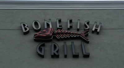 Photo of Seafood Restaurant Bonefish Grill at 1002 Eastview Mall, Victor, NY 14564, United States