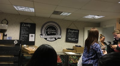 Photo of Bakery Nottingham Doughnut Company at Long Row, Nottingham, United Kingdom