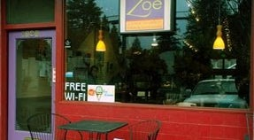 Photo of Cafe Cafe Zoe at 1929 Menalto Ave, Menlo Park, CA 94025, United States