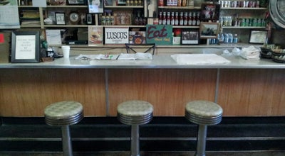 Photo of Italian Restaurant Lusco's at 722 Carrollton Ave, Greenwood, MS 38930, United States