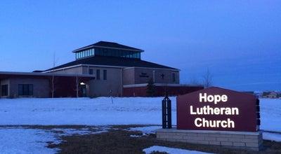 Photo of Church Hope Lutheran Church at 2152 W Graf St, Bozeman, MT 59718, United States