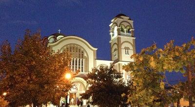 Photo of Church Προαύλιο Εκκλησία Ευαγγελισμού at Δημοκρατίας, Komotini 691 00, Greece