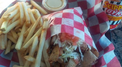 Photo of Greek Restaurant Skippy's Gyros at 922 S Randall Rd, Saint Charles, IL 60174, United States