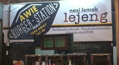 Photo of Burger Joint Burger Bakar Terengganu at Gerai No 1, Malaysia