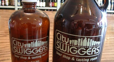 Photo of Beer Store City Swiggers at 320 E 86th St, New York, NY 10028, United States