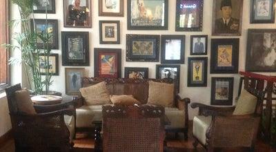 Photo of Cafe Cafe Batavia at Jalan Pintu Besar Utara No. 14, Jakarta Barat 11110, Indonesia