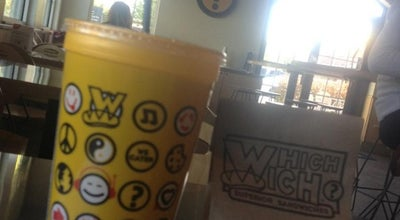Photo of Sandwich Place Which Wich? Superior Sandwiches at 1125 Patterson Rd., Grand Junction, CO 81506, United States