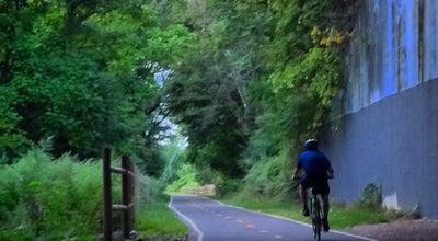 Photo of Trail East Bay Bike Path at RI, United States