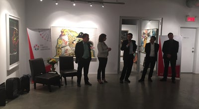 Photo of Art Gallery Yves Laroche Galerie D'Art at 6355 Saint-laurent, Montreal, Qu H2S 3C3, Canada