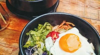 Photo of Korean Restaurant Korean Food Stories at Prenzlauer Allee 217, Berlin 10405, Germany
