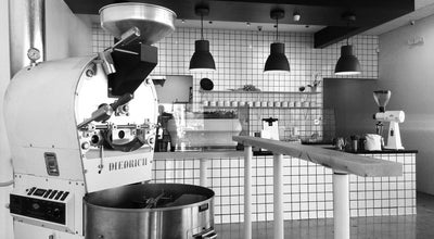 Photo of Cafe Stereoscope Coffee Company at 4542 Beach Blvd, Buena Park, CA 90621, United States