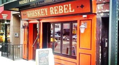 Photo of Bar Whiskey Rebel at 129 Lexington Ave, New York, NY 10016, United States