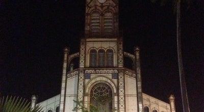 Photo of Church Cathédrale Saint-Louis at 1 Rue Abbé Lecornu, Fort-de-France 97200, Martinique