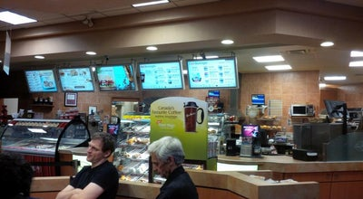 Photo of Coffee Shop Tim Hortons / Cold Stone Creamery at 461 Diefenbaker Dr, Moose Jaw, SK S6J 1N8, Canada