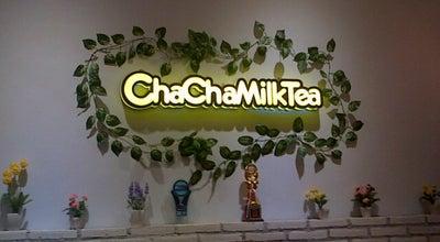 Photo of Cafe Chacha Taiwan Milk Tea at Jalan Lempong Sari No. 7, Sleman, Indonesia