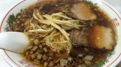 Photo of Ramen / Noodle House ラーメン 天一 at 姉崎1974-1, 市原市, Japan