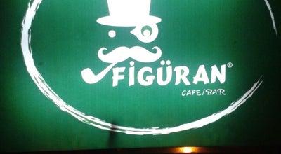 Photo of Cafe Figüran Cafe & Bar at Mithatpaşa Mah. Maarif Cad., Edirne 22100, Turkey