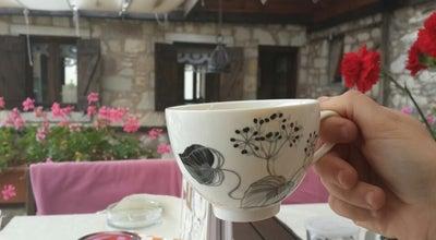 Photo of Cafeteria Urla beyaz melek at Haci Isa Mah., Urla, Turkey