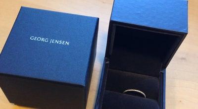Photo of Jewelry Store Georg Jensen at Sønder Fasanvej, Frederiksberg 2000, Denmark