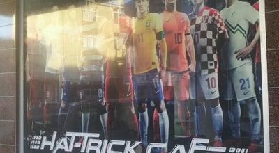 Photo of Arcade Hattrick Playstation Cafe at Turkey