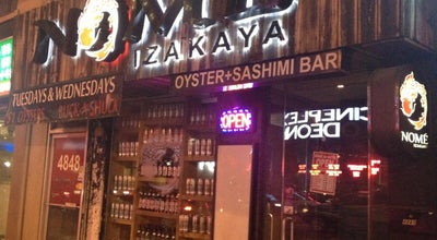 Photo of Japanese Restaurant Nomé Izakaya at 4848 Yonge St, Toronto, ON M2N 5N2, Canada