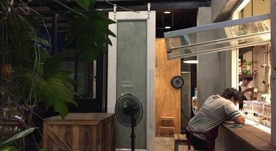 Photo of Cafe Moooo Milkbar at 43/28 M.14, Khon-Kaen 40000, Thailand
