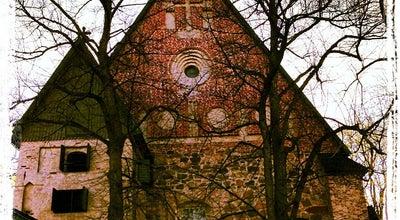 Photo of Church Maarian Kirkko at Sorolaisenkatu 1, Turku 20380, Finland